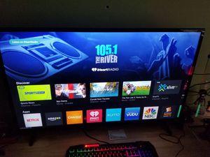 43 in 4k smart tv