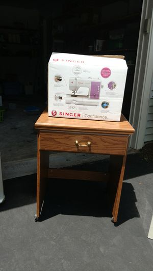 Singer Confidence sewing machine, model 7463