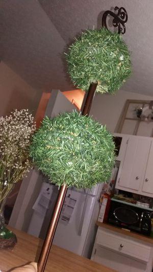 "2 - 30"" topiarys"