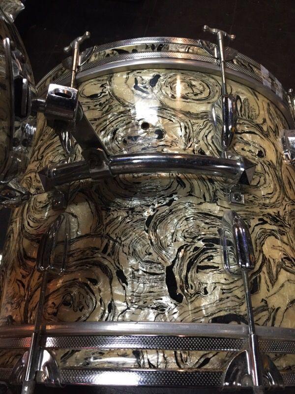 Vintage Japanese Drum 6