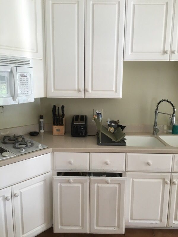 kitchen cabinets used used kitchen cabinets household in burr ridge il offerup 3282