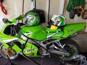 2003 Kawasaki ZX9
