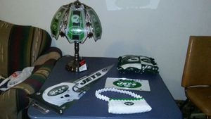 Eagles and Jets football memorabilia for sale  Bel Aire, KS
