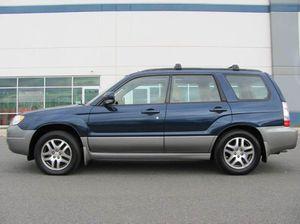 2006 Subaru Forrester LL bean edition.