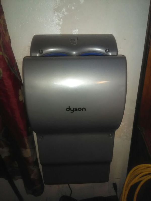 dyson airblade db appliances in san jose ca offerup. Black Bedroom Furniture Sets. Home Design Ideas