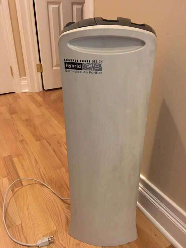 Sharper Image Air Purifier Household In Chicago Il