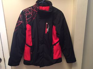 Spyder boys winter coat - size 16
