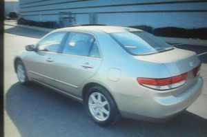 **Nice condition For more info and pics about 2004 HONDA ACCORD EX-L, please contact me only📩:__james11b@comcast.net__📩