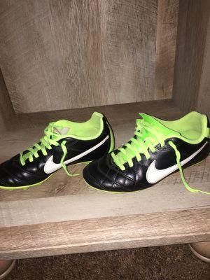 Boys Soccer Cleats (Nike)