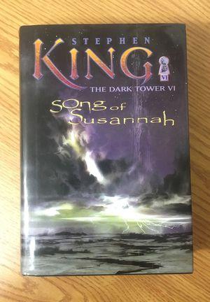 Stephen King The Dark Tower VI Song of Susannah
