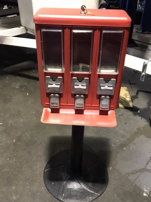 Used gum ball machine excellent condition