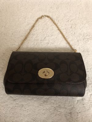 Coach handbag ( Authentic)