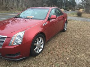 2008 Cadillac CTS 6 speed Manual