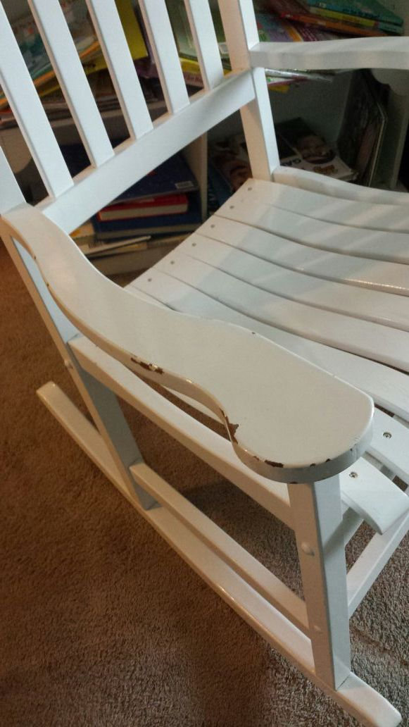 Nice large rocking chair furniture in federal way wa for Furniture federal way