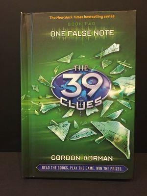 The 39 Clues One False Note