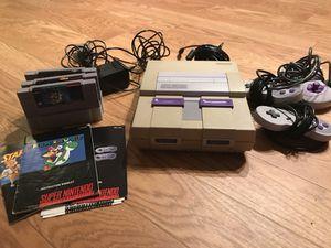 Original Super Nintendo