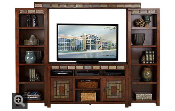 Wall Unit/Entertainment Center (Furniture) in Boca Raton, FL