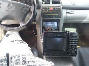Mercedes-Benz radio