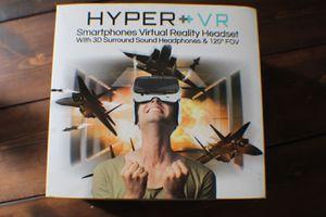 Smartphone Virtual Reality Headset INCLUDING headphones