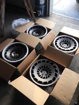 Brand New Authentic Rotiform 5x112 20in Rims