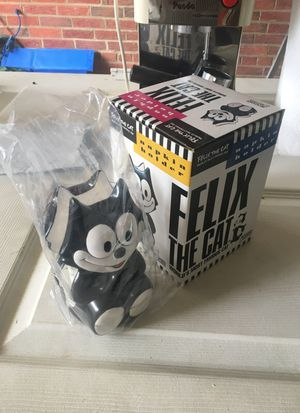FELIX THE CAT NAPKIN HOLDER