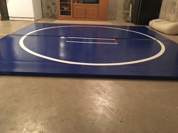 10x10 Wrestling Mats Sports Amp Outdoors In Orland Park Il