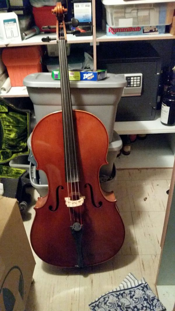 Offerup Las Vegas >> Cello (Musical Instruments) in Las Vegas, NV - OfferUp