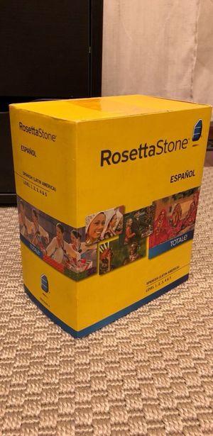 Rosetta Stone Version 4 TOTALe: English (American) Level 1, 2, 3, 4 & 5 (Mac/PC)
