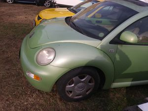 2000 vw turbo 1.8 beetle
