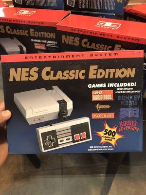 NES CLASSIC EDITION NINTENDO ALL NEW