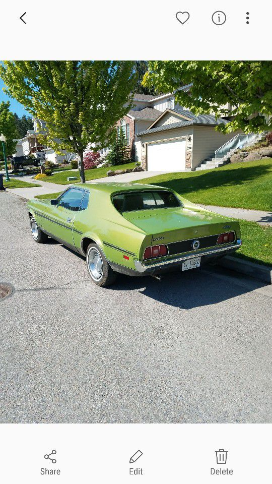 Classic Mustang (Cars & Trucks) in Spokane, WA - OfferUp