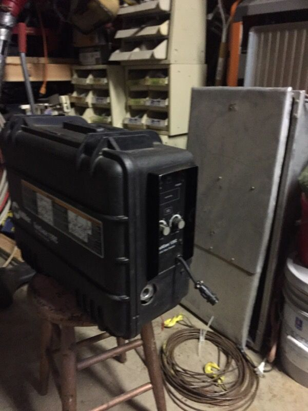 Miller 12 rc suit case welder tools machinery in - Webaccess leroymerlin fr ...