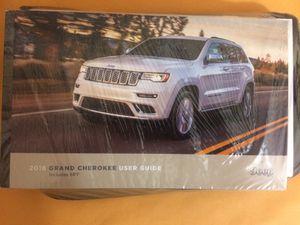 2016 Jeep Grand Cherokee User Guide