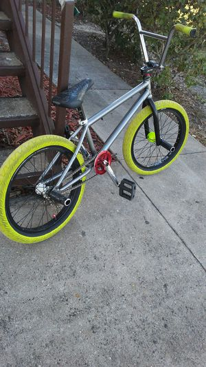 Real nice kink bmx bike