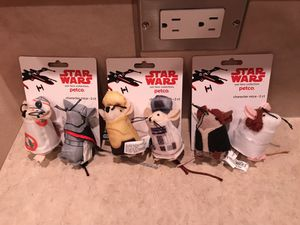 Star Wars Mice Cat Toys - Petco Collectible