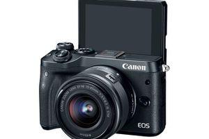 BRAND NEW Canon EOS M6