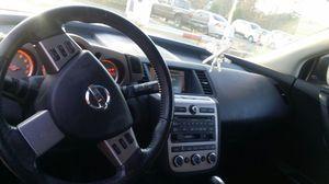 2007 Nissan Murano fully loaded