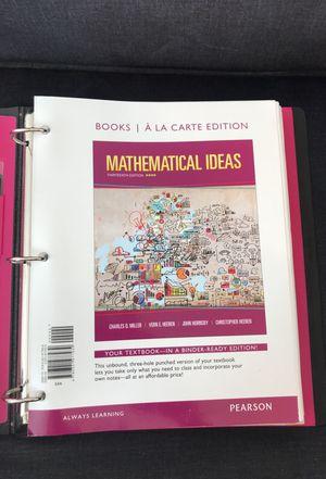 Math 151 Textbook