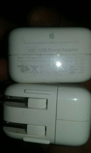 10w apple power adapter