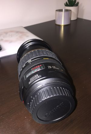 Cannon Lens 28-135mm