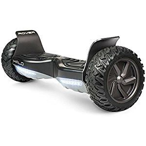 Halo rover all- terrain hover board