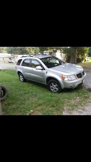 Pontiac torrent 2006 AWD good on gas cold ac new va inspection good tires