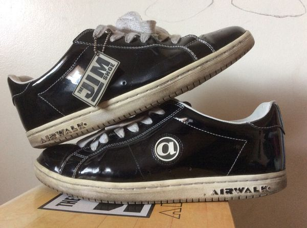 best service 4a223 05e26 ... Used airwalk Jim shoes retro mens size 11 ...