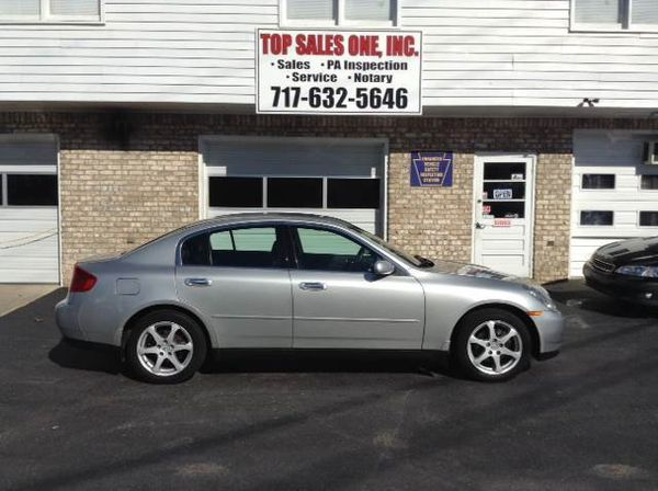 2004 Infiniti G35 Sedan Cars Trucks In Hanover Pa Offerup