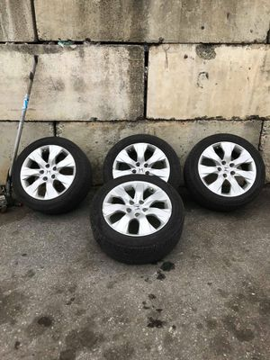 Vendo estos rines para honda Accord 2005 0 2008