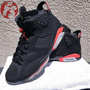 """Air Jordan 6 """"Infrared"""