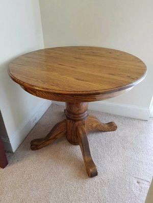 Antique Oak Table