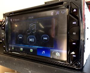 """*NEW* Xtrons MIRRORLINK BLUETOOTH DVD double din car stereo and backup camera- USB AUX BLUETOOTH DVD CD 1080p 7"""" touchscreen kenwood alpine pioneer"""
