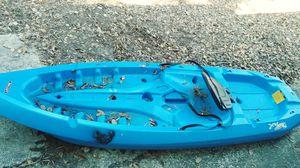 Kayak Zeus it Blue Great Condition