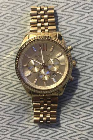 Michael Kors Watch Send offers Price is Negotiable